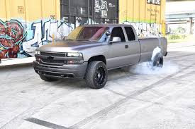 100 42 Chevy Truck This 2002 Silverado Was Built For Speed On The Street And