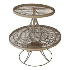 Vintage Homecrest Patio Table by Gently Used Homecrest Furniture Up To 50 Off At Chairish