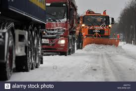 Snow Plow Truck Trucks Stock Photos & Snow Plow Truck Trucks Stock ...