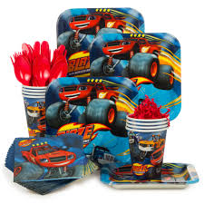 Blaze And The Monster Machines Standard Tableware Kit Serves 8 ... Firefighter Birthday Party Oh My Omiyage Monster Truck Supplies Bestwtrucksnet Lauraslilparty Htfps Tonka Cstruction Themed Party Ideas Pinata Birthdayexpresscom Jam Canada Open A Colors Alaide As Well Hot Wheels Set Plates Napkins Cups Kit For Goody Bags Blaze Ideas Game Invitations Lego Batman Dump City Hours
