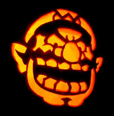 Mario Pumpkin Template Free 30 scary halloween pumpkin carving face ideas u0026 designs 2017 for