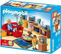 playmobil 5332 behagliches wohnzimmer b003aqbwty