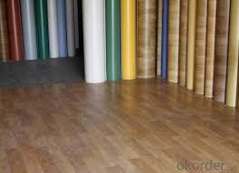 Anti Skidding PVC Plastic Sheet Flooring