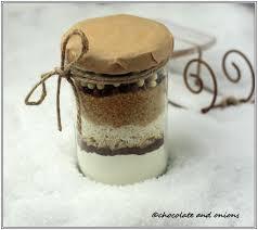 geschenke aus dem glas 1 kuchen im glas do it yourself