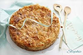 veganer apfelkuchen mit quark mandeln