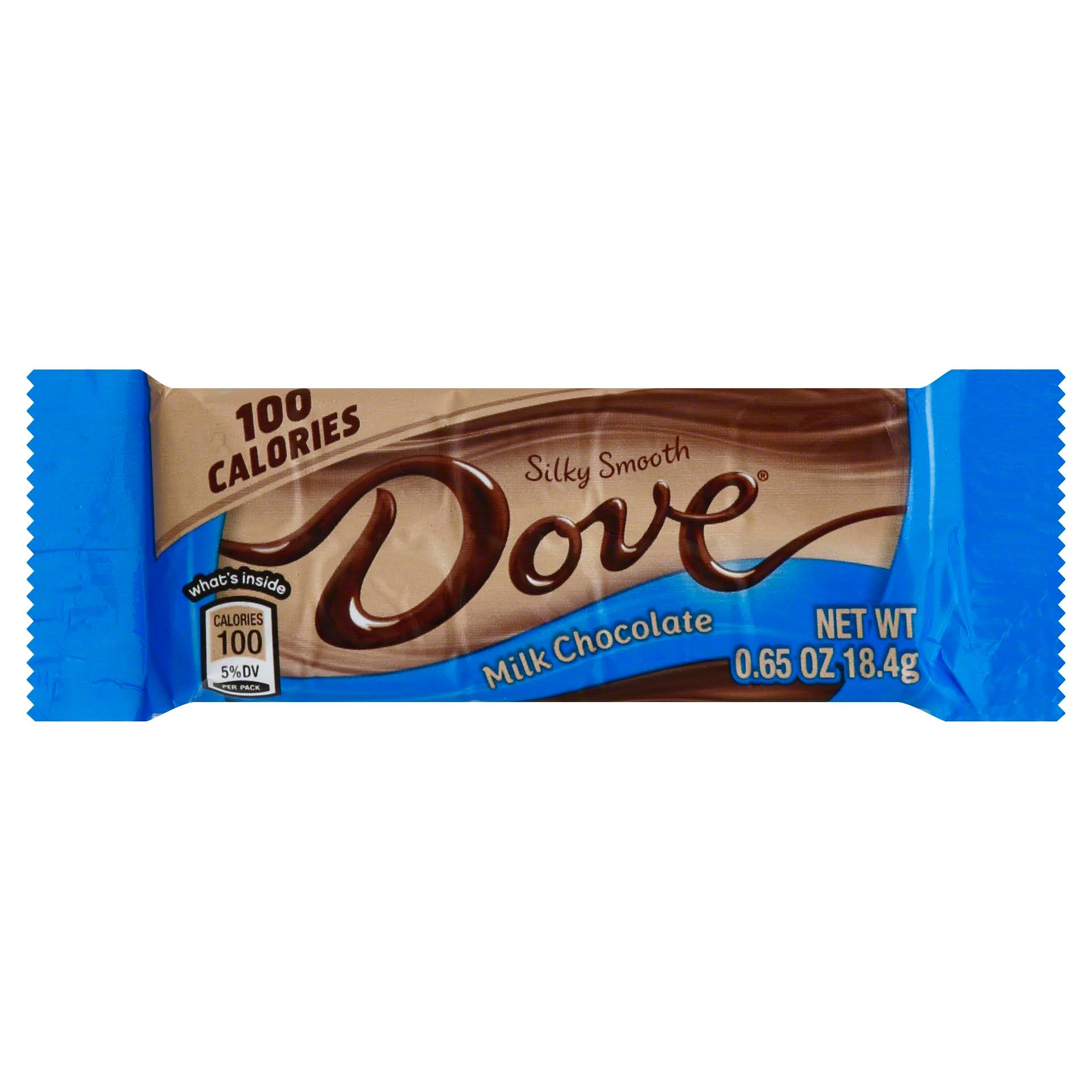 Dove Chocolate Milk Chocolate Bar - 0.65oz