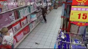 Disney Store Scares Up An by Of U0027possessed U0027 Chinese Woman In Supermarket Collapsing And