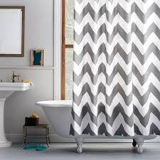 popular of gray chevron curtains and intelligent design adel