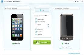 How to Transfer Contacts from iPhone to Android Phones