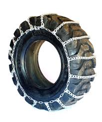 Titan Light Truck Link Tire Chains On Road Snow/Ice 7mm 35x12.50-18 ...