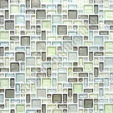 recycled glass tile multi size leed classic mosaic glass tile
