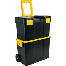 100 Plastic Truck Tool Box Stackable Mobile With Wheels Products Mobile Tool Box