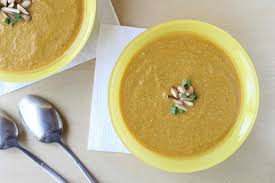 Vitamix Pumpkin Curry Soup by Vegan Curried Pumpkin Soup Story Of A Kitchen