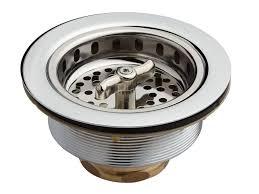 Commercial Sink Strainer Gasket by Kitchen Sink Drain Gasket Allinone Drain Kit For Single Keeney