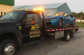 100 How To Tow A Car With A Truck Home Hook Recovery And Wing Roadside Service Savannah Pooler
