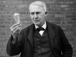 contributions to science and technology edison and the