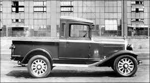 100 First Dodge Truck 1929 Merchants Express The First 12 Ton Pickup Made By
