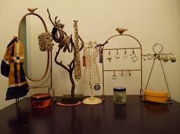Jewelry Display Vintage Urban Outfitters Creative Ways To Tree Blogger Dress Bodice Necklaces Rings