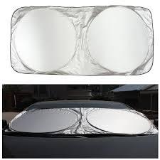 100 Sun Shades For Trucks 190x90cm Folding Car Front Window Shade Visor Windshield Block