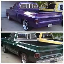 100 Nation Trucks 1 C10 Nation C10 Square Body GMC Chevy Trucks