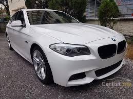 BMW 528i 2012 M Sport 2 0 in Kuala Lumpur Automatic Sedan White