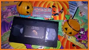 Halloween Blow Molds Walmart by Exclusive Halloween Companion Vol 1 Vhs Review Available