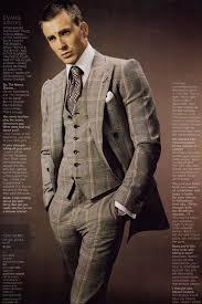 Vintage Appearance For Modern Men Suits 29