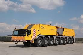 LG 1750 Lattice Boom Mobile Crane - Liebherr