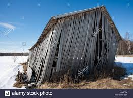 Crooked Barn, Finland Stock Photo, Royalty Free Image: 47538174 ... Barn Venue In Georgia Weddings Receptions Rustic Wedding Bailey Elle Photographysneak Peek Crooked Road Kara Crooked Barn Rock Hills Ranch The At Pines Farm Old With Door Finland Stock Photo Royalty Free River National Grassland Or Photos Images Alamy Mcc Creek Lodging