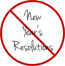 New Years Resolutions 2