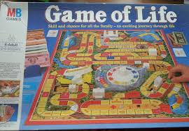 The Game Of Life Classic Board MB Games 1978 Amazoncouk Toys