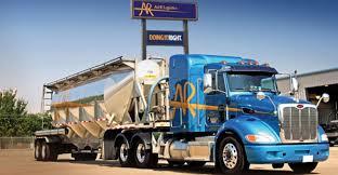 100 Truck It Transport AR Logistics Focused On Becoming Billion Dollar Bulk Truck Carrier