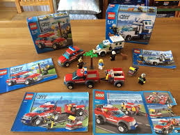 LEGO City Fire Chief Car, Police Dog Unit And Fire Off-Raod Pick-up ... Lego 3221 City Truck Complete With Itructions 1600 Mobile Command Center 60139 Police Boat 4012 Lego Itructions Bontoyscom Police 6471 Classic Legocom Us Moc Hlights Page 36 Building Brpicker Surveillance Squad 6348 2016 Fire Ladder 60107 Video Dailymotion Racing Bike Transporter 2017 Tagged Car Brickset Set Guide And