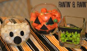 Halloween Candy Dishes by Rantin U0027 U0026 Ravin U0027 31 Days Of Halloween Part 2