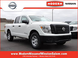 100 Nissan Titan Truck 2019 For Sale In Winston Salem NC Modern Of