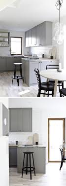 100 Sophisticated Kitchens 12 Examples Of Gray Kitchen Cabinets