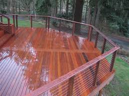 Ipe Or Ironwood Decking Material