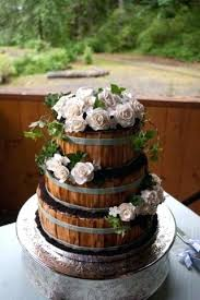 Country Wedding Cake S Rustic Stand From Once Wed Top 10 Cutting Songs