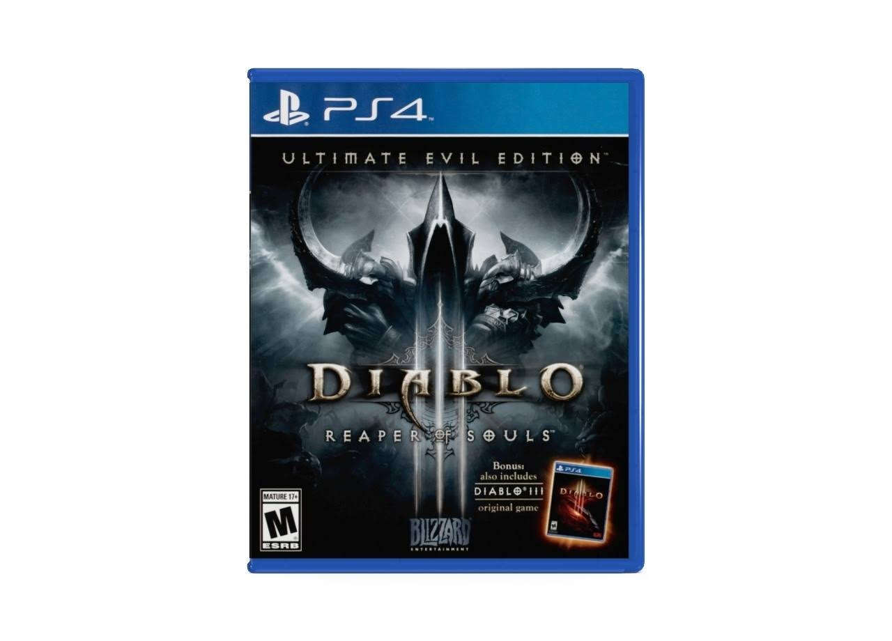 Diablo III: Ultimate Evil Edition - Sony PlayStation 4