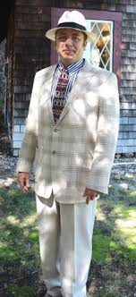 1930s Mens Suit And Shirt Using New Clothing