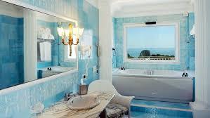 awesome blue colored bathroom interior design ideas