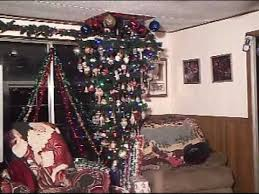 2009 Upside Down Rotating Christmas Treempg