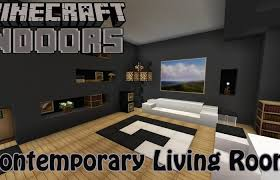 Fresh Living Room Medium Size Contemporary Furniture Ideas Minecraft Indoors Interior Design Fancy Luxury