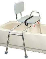 Bathtub Transfer Bench Swivel Seat by Shower Transfer Bench With Swivel Seat