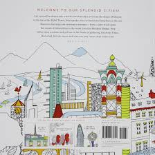 Splendid Cities Color Your Way To Calm Amazoncouk Rosie Goodwin 9780316265812 Books