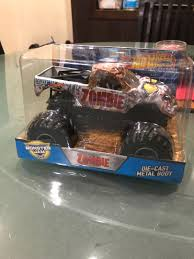 100 Zombie Truck Games Monster Truck Zombie 124 Toys Others On Carousell