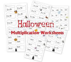Halloween Math Multiplication Worksheets by Multiplication Worksheets Print Out Wallpapercraft Games Printable