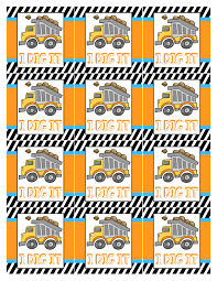 Construction Themed Birthday Party With FREE Printables - How To ... Dump Truck Party Invitations Cimvitation Nealon Design Little Blue Truck Birthday Printable Little Boys Invites Monster Cloveranddotcom Fireman Template Best Collection Invitation Themes Blue Supplies As Blue Truck Invitation Little Cstruction Boy Vertaboxcom Bagvania Free