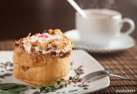 einladung zu kaffee und kuchen stock photo adobe stock