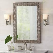 Home Depot Bathroom Cabinets by Bathroom Mirrors Bath The Home Depot